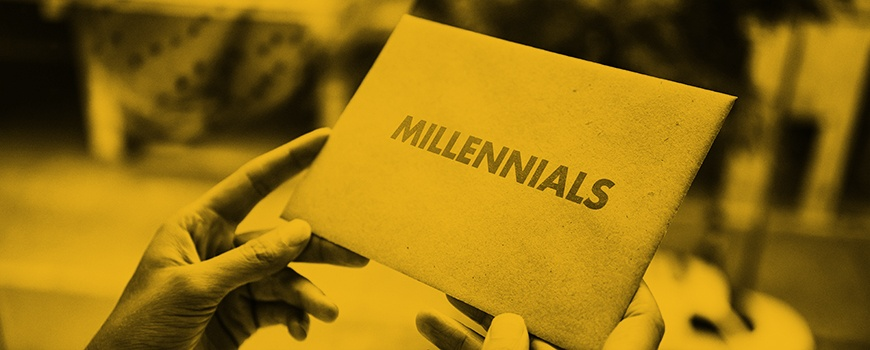 Values that get Millennials to Respond to Direct Mail